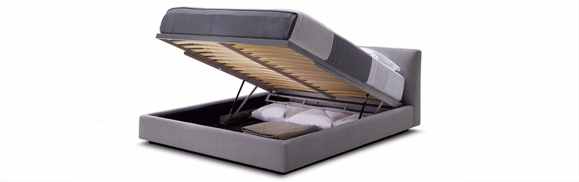 Picture of: Promenade Storage Bed King Size Bed Queen Size Bed Double Size Bed King Single Bed King Living